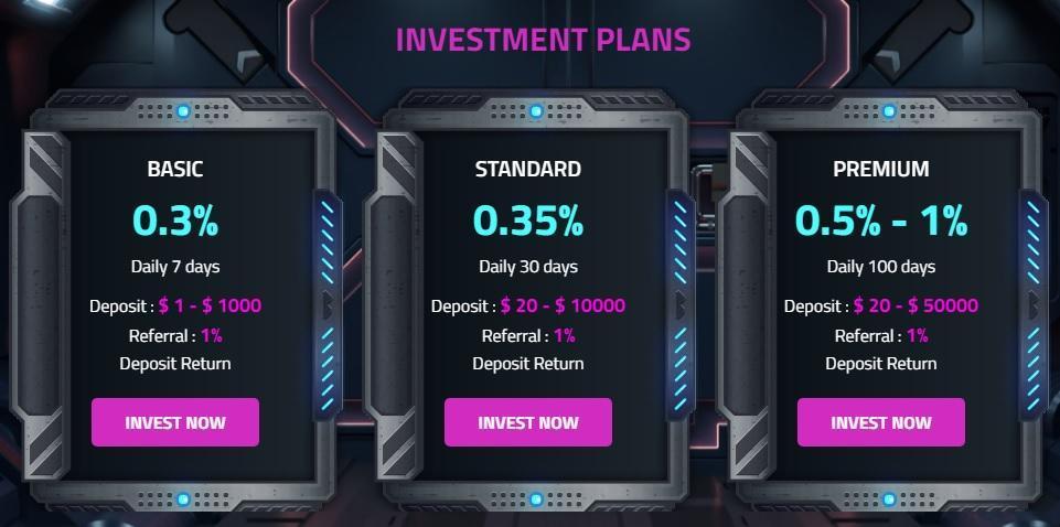 инвестиционные планы cryptonesia
