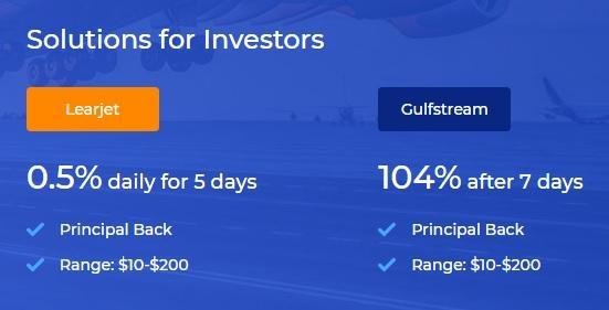 Инвестиционные планы Travel Consulting Club