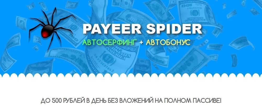 Payeer Spider