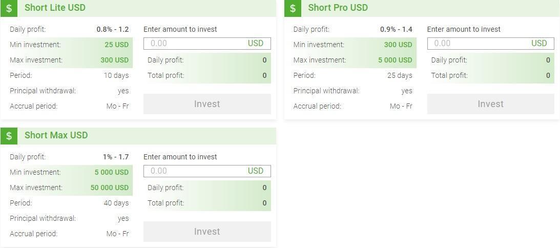 Инвестиционные планы Onward Capital