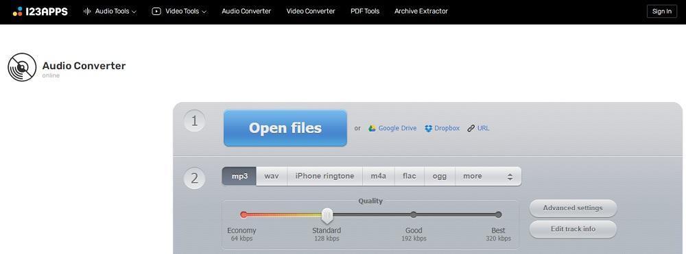 Видео в мп3 - онлайн аудио конвертер