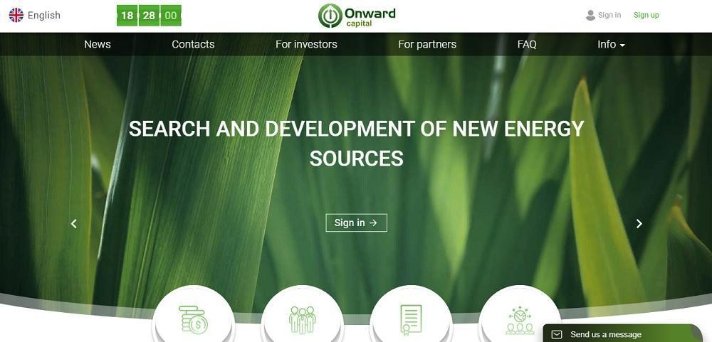 Onward Capital (onward.capital) - качественный hyip проект