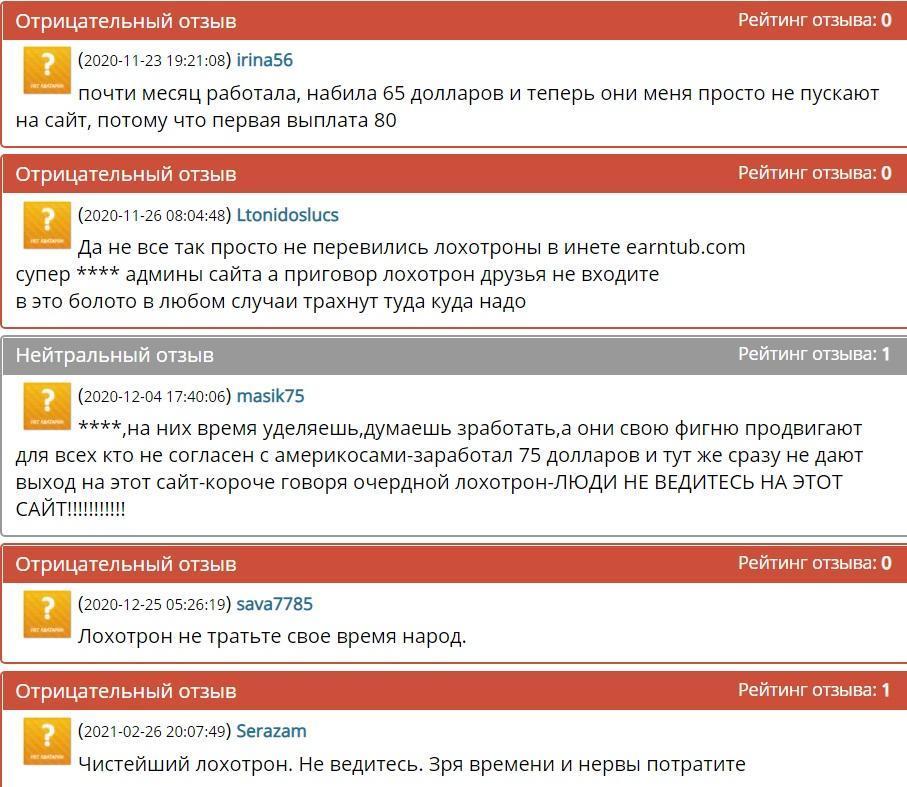 gaintub.com отзывы