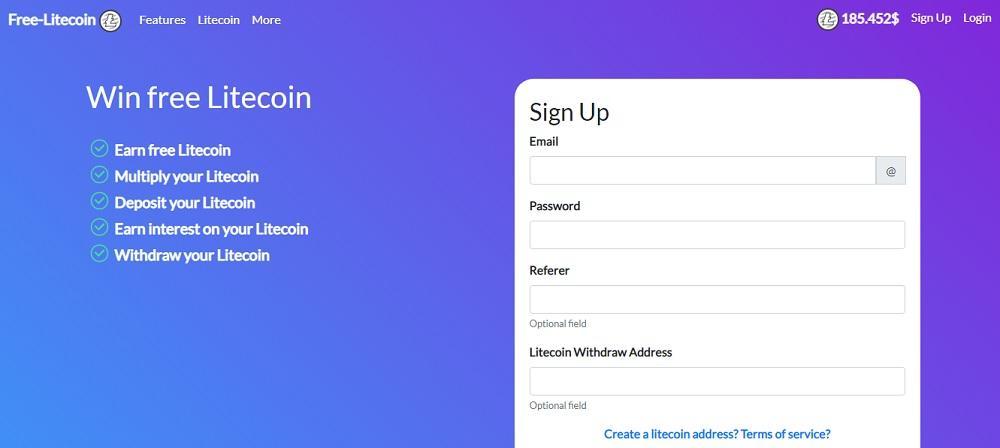 free-litecoin.com отзывы
