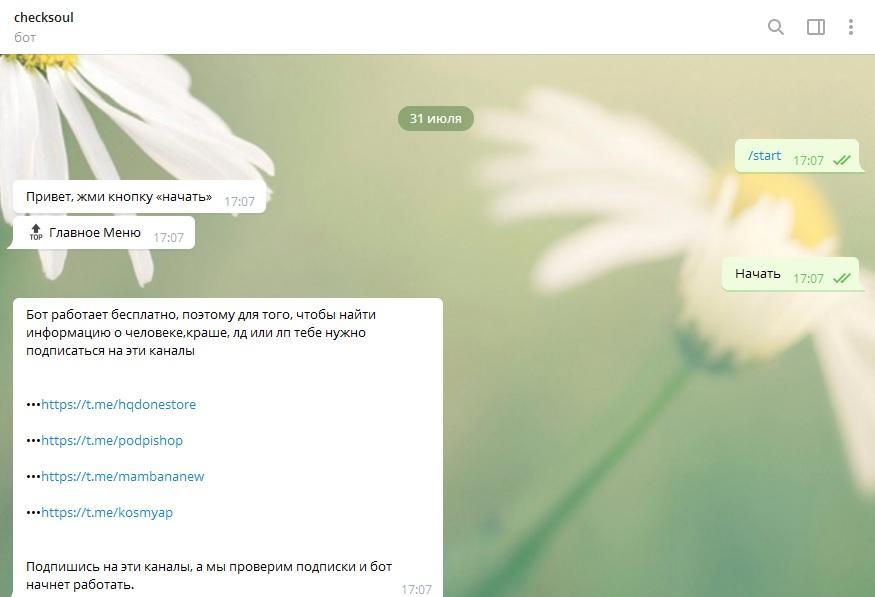 Checksoul.ru правда поможет найти информацию о любом человеке или это развод?