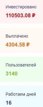 фейковая статистика на сайте проекта ZenX ltd (zen-x.ru)