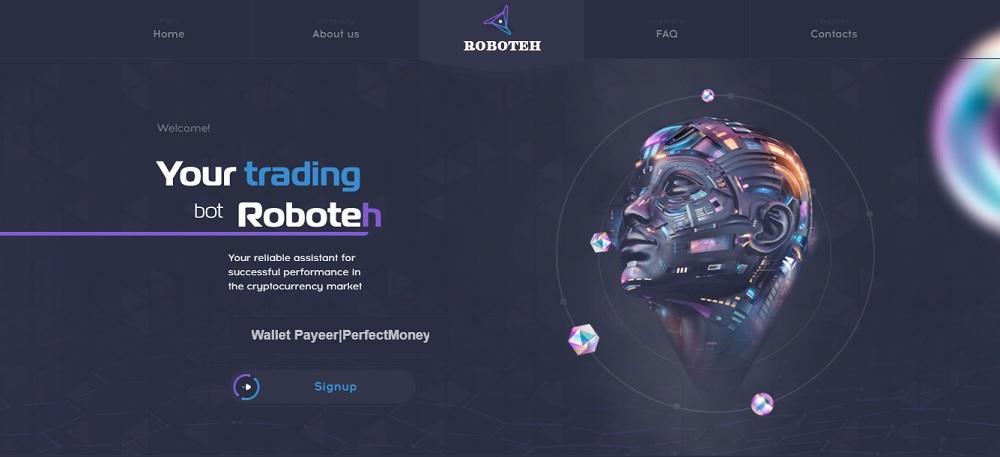 roboteh.top - что за сайт? Платит или нет? Какие отзывы?