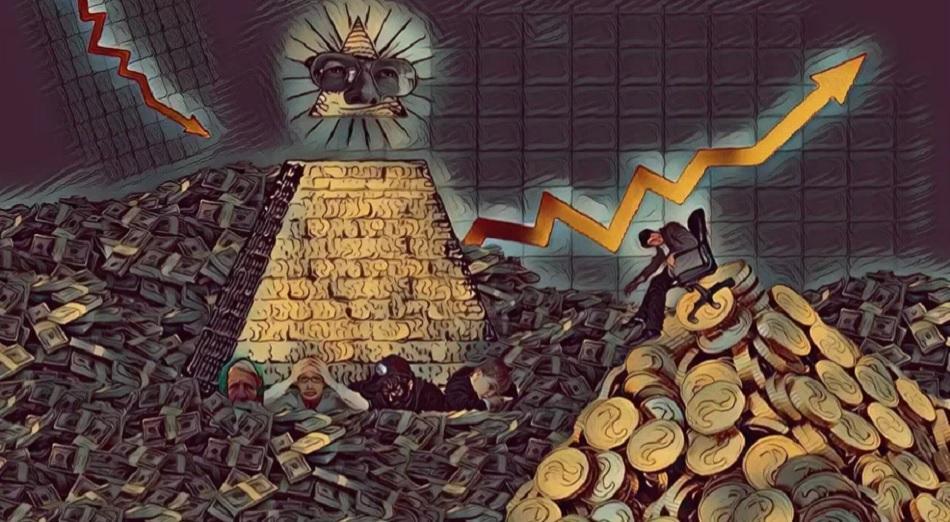 Как работают финансовые пирамиды. Советы по распознанию мошенников и глобальные уроки краха Finiko