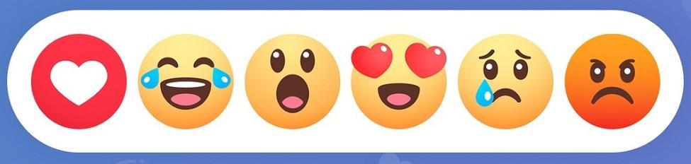 Реакции ВК - Вконтакте опять посмотрело как там у Facebook
