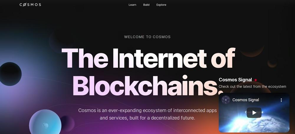 Cosmos запустит экспериментальный блокчейн Sagan